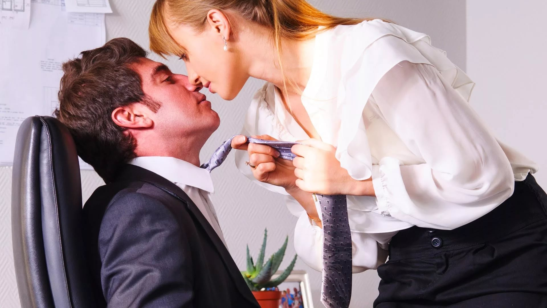 Office oral sex